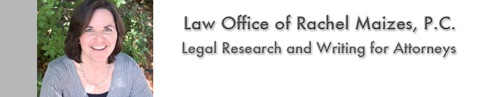 Colorado Legal Research